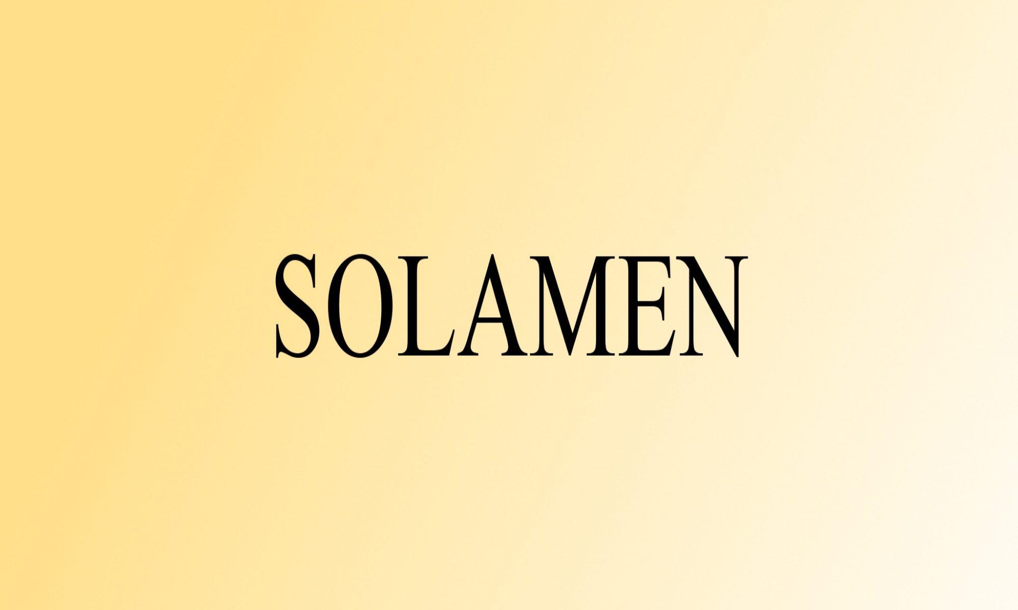Pohrebná služba SOLAMEN